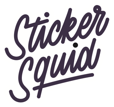 Sticker Squid